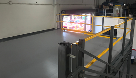 Mezzanine Gates   Mezzanine Distributors