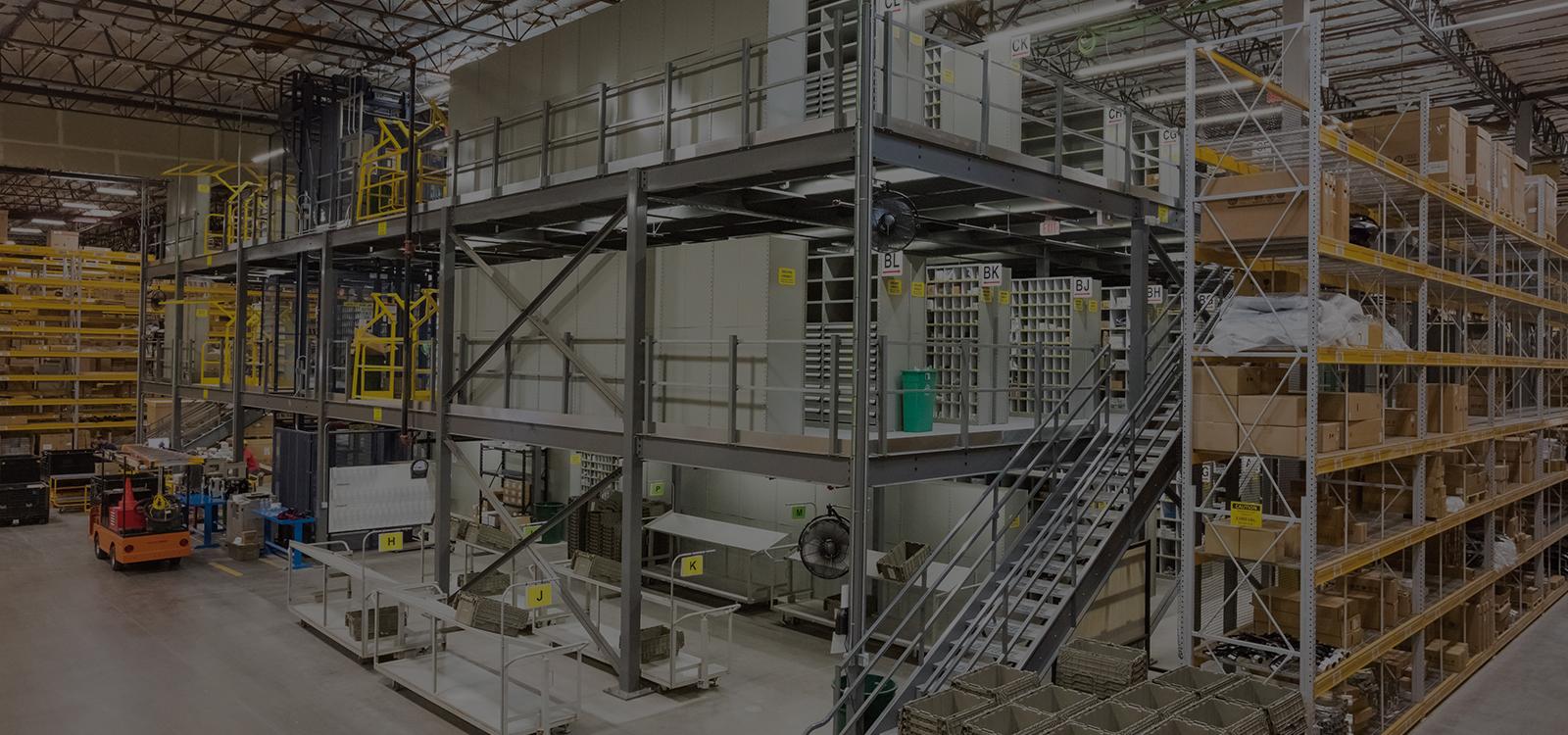 Cost of a Mezzanine - Mezzanine Distributors
