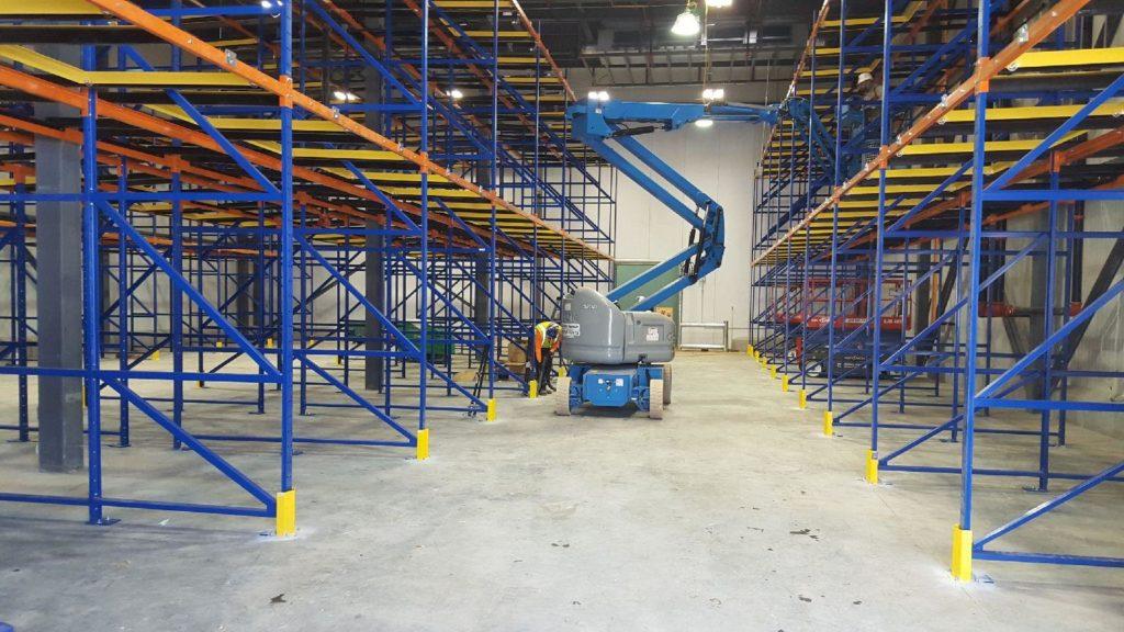 Rack System Installation